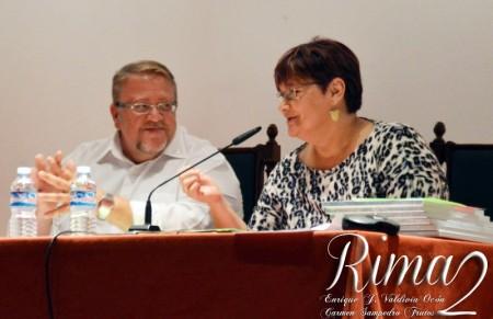 Enrique J. Valdivia y Carmen Sampedro: RIMA2